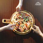 HeHa Blackpepper Pizza