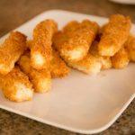 Fried Fish Stick