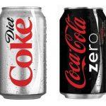 Cola Diet | Cola Zero